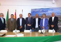 VÍDEO: Reunión de la Mesa Nacional del Ajo en Montalbán, Córdoba