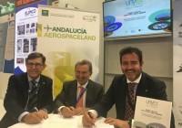 La Junta de Andalucía presenta en París el evento UNVEX ECO-AGRO, la mayor feria de aplicaciones agrícolas del sector de los drones
