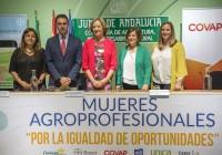La Junta potencia la igualdad de mujeres y hombres en el sector agroalimentario a través del plan sectorial