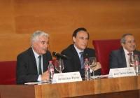 El presidente de Ifapa, Jerónimo Pérez, reconoce las estrechas relaciones de colaboración con el Instituto de Agricultura Sostenible