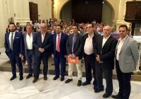 La Junta insta al Gobierno a acabar las obras pendientes de la presa de Siles y la balsa de Cadimo para abastecer a los regantes