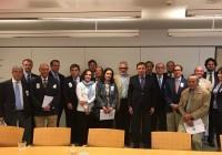 Una delegación de Asaja Córdoba debate en  Bruselas posturas frente a la reforma de la PAC