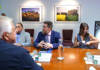 VÍDEO: Mesa de Interlocución Agraria presidida por Rodrigo Sánchez