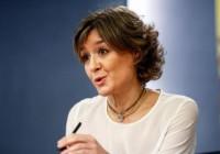 Isabel García Tejerina expone en el Congreso el Real Decreto de sequía de medidas urgentes para paliar sus efectos