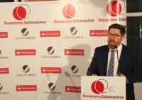 """Sánchez Haro mira a Asia como una """"puerta abierta"""" a la ampliación de los mercados de los frutos rojos de Huelva"""