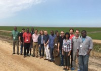 Costa de Marfil y Níger se interesan por los sistemas de producción de la agricultura andaluza