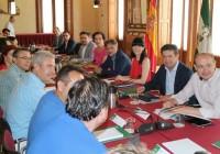La Junta reivindica que el campo almeriense tenga un tratamiento específico en el Pacto Nacional del Agua