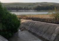 El agua llega al fin al embalse de Torre del Águila (Utrera)