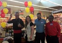 Extenda promociona los alimentos andaluces en 100 puntos de venta de la cadena norteamericana H-E-B en Texas