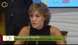 """Tejerina: """"La transición hacia un crecimiento verde exige la adopción de innovaciones tecnológicas, organizativas y sociales"""""""