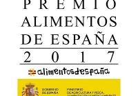 """El Ministerio de Agricultura y Pesca, Alimentación y Medio Ambiente convoca el """"Premio Alimentos de España 2017"""""""