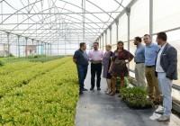 Los GDR de Granada impulsarán el empleo y la innovación en el medio rural con 35,6 millones de euros