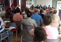 Sánchez Haro destaca el récord en exportaciones de aceite de oliva, que ya superan los 2.000 millones en esta campaña