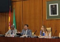 Sánchez destaca el liderazgo andaluz en el enfoque Leader y que Almería tenga un trato específico en Plan Nacional del Agua