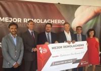 Azucarera y CaixaBank entregan el Premio  'Mejor Remolachero de Andalucía 2017' a Explotaciones  Casa Quemada S.A