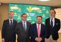 Sánchez Haro destaca el crecimiento de un 165% de las exportaciones agroalimentarias andaluzas al eje asiático