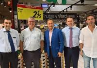 UPA Andalucía acerca los productores a la gran distribución