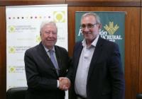Cooperativas Agro-alimentarias de Huelva y Fundación Caja Rural del Sur renuevan su colaboración