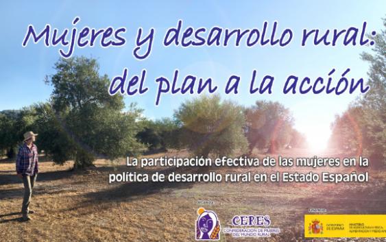Mujeres de toda España se reúnen en Baeza para hablar sobre desarrollo rural y género