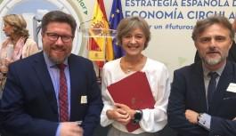 Sánchez Haro y José Fiscal asisten en Madrid a una jornada de alto nivel sobre economía circular