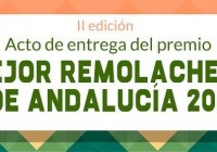 Azucarera y CaixaBank entregarán la II edición del premio 'Mejor remolachero de Andalucía 2017'