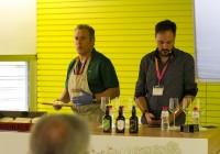 """Andalucía Sabor muestra las """"enormes cualidades"""" del aceite de oliva virgen extra en frío"""