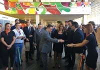 Inaugurada la VI edición de la feria 'Andalucía Sabor' en Fibes