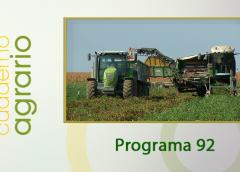 Cuaderno Agrario PGM 92