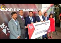 VÍDEO: Azucarera y CaixaBank entregan el Premio 'Mejor Remolachero de Andalucía 2017'