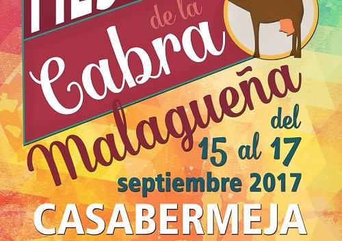 La IX Fiesta de la Cabra Malagueña se celebrará en Casabermeja del 15 al 17 de septiembre