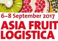 El MAPAMA fomenta la apertura de nuevos mercados para frutas y hortalizas españolas con su participación en Asia Fruit Logistica