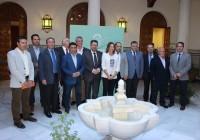 El aforo del olivar prevé una producción de 884.900 toneladas de aceite de oliva en Andalucía en la campaña 2017-2018