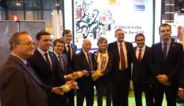 VÍDEO: Isabel García Tejerina visita el stand de Almería en Fruit Attraction 2017
