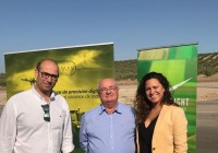 ASAJA-Jaén formará agricultores como pilotos de drones para que puedan aplicar esta tecnología a sus explotaciones agrarias