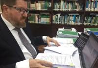 Rodrigo Sánchez teme que la denuncia contra las aceitunas de España sea el inicio de una ofensiva contra las ayudas europeas