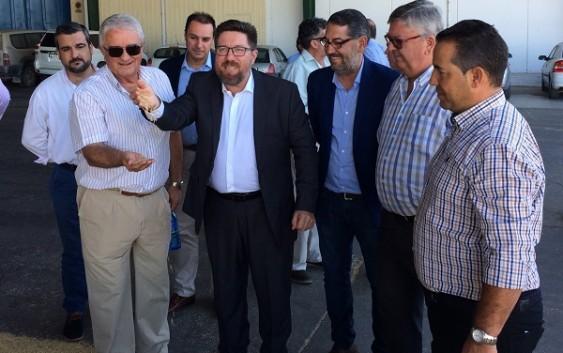 UPA Andalucía con los problemas del sector arrocero
