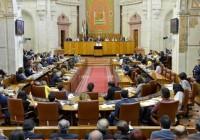 El Parlamento andaluz aprueba una proposición de ley a tramitar ante el Congreso de transferencia de recursos hídricos
