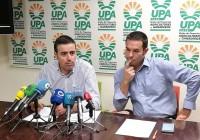 UPA Jaén cuantifica en un 25% las pérdidas  en el olivar motivadas por la sequía