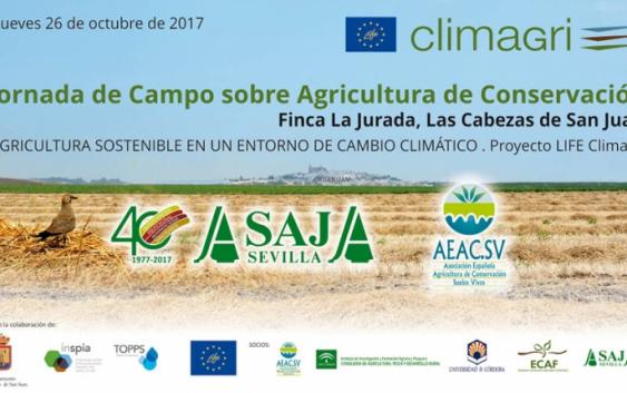 """ASAJA y la AEAC.SV celebran la jornada """"Mitigación y adaptación al cambio climático mediante la agricultura de conservación"""""""