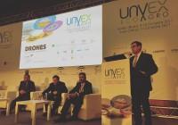 La Junta resalta que el aumento del uso de drones en el campo lleva a una agricultura más precisa, segura y competitiva