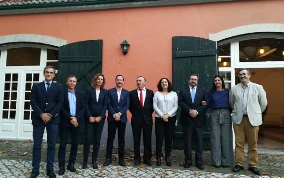 La Junta valora la colaboración de España y Portugal para garantizar la sanidad de la cabaña ganadera y los cultivos