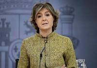 """Isabel García Tejerina: """"El Gobierno lleva actuando desde el comienzo de la sequía para minimizar el impacto de la falta de agua en España"""""""