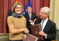 El MAPAMA y la Real Academia de Gastronomía renuevan el acuerdo de colaboración para la puesta en valor de los productos agroalimentarios
