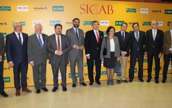 Inaugurada en Fibes la 27ª edición del SICAB con un homenaje a la Guardia Civil y a la Policía Nacional