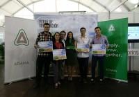 Adama promociona el talento de los participantes en el Agrohackaton
