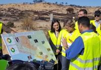 García Tejerina destaca el compromiso del MAPAMA con Doñana en la extinción del incendio y en la política forestal