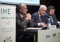 La V feria IMAX-Andalucía cierra superando la edición anterior en cinco países y un centenar de reuniones