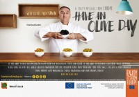 "Olives from Spain, la Unión Europea y el chef con estrella Michelin, José Andrés, presentan ""Have a Olive Day"" en Miami"