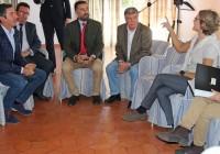 La Plataforma se reunirá con la directora general del Agua en Madrid para agilizar la transferencia al Condado