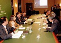 La Junta reafirma su apoyo a la provincia de Córdoba, donde potenciará el regadío como motor de desarrollo sostenible